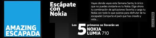 Concurso Nokia