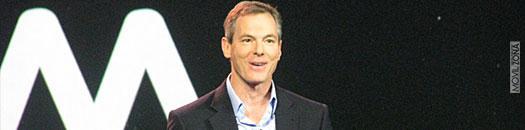 Paul Jacobs, CEO de Qualcomm
