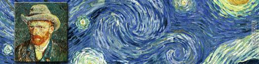 Aplicación de Van Gogh para el iPad