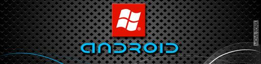Windows Phone con aplicaciones Android