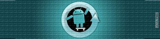 CyanogenMod logotipo