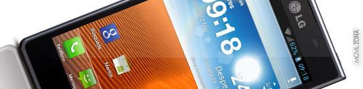 Optimus L7 en Orange