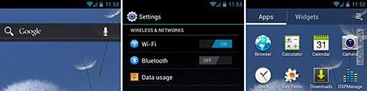 Apariencia CyanogenMod 9