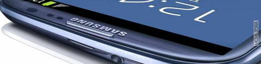 Galaxy S3 en azul