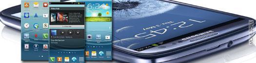 Samsung Galaxy S3 prueba