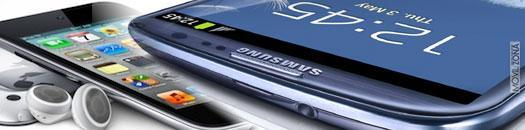 samsung galaxy s3 contra iphone 5