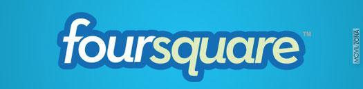 Foursquare logotipo