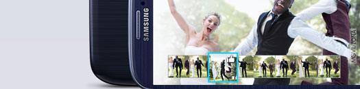 Samsung Galaxy S3 contra Apple