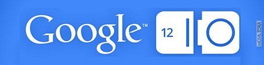 Google I/O logotipo