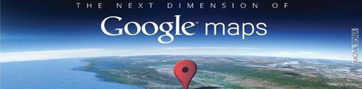 Novedades de Google Maps