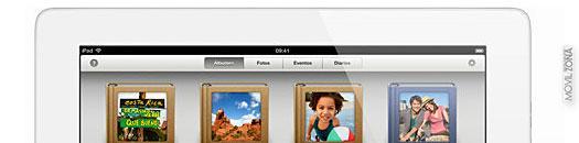 Caída ventas iPad en abril