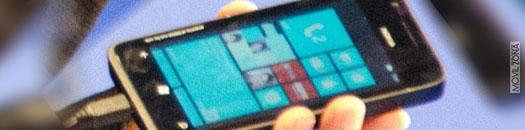 Nokia prototipo con Windows Phone 8