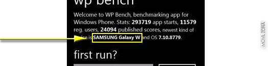 referencia en WP Bench