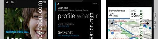 Windows Phone 8 capturas