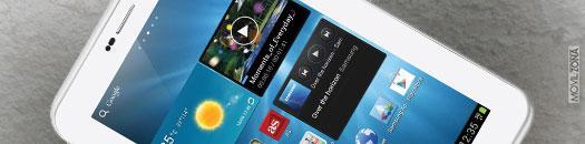 Samsung Galaxy Tab 2 en España
