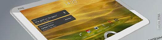 Nueva tableta HTC
