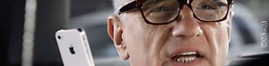 Siri y Martin Scorsese