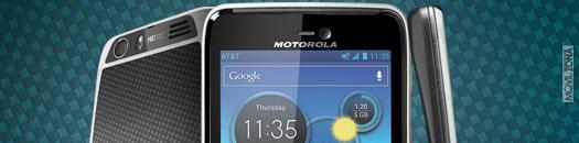 Motorola Atrix HD apertura