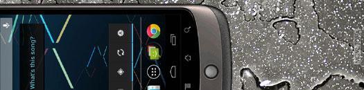 ROM personalizada con Android 4.1 para el Nexus One
