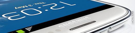 Capacidad almacenamiento del Samsung Galaxy S3