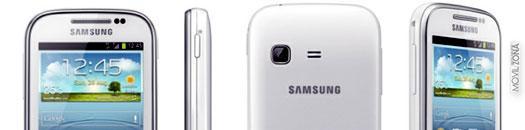 Presentación del Samsung Galaxy Chat