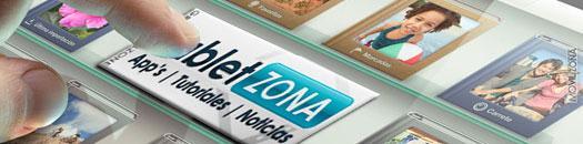 Logotipo tablet zona