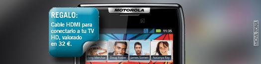 Motorola RAZR MAXX con Yoigo