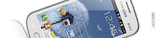 Samsung Galaxy Dual SIM