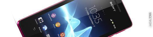 Sony Xperia V apertura