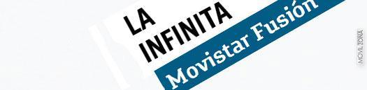 Movistar Fusión e Infinita de Yoigo