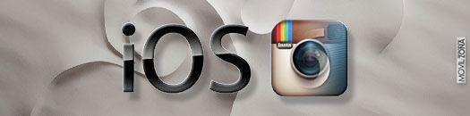 Instagram para iOS 6