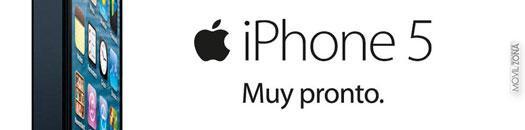Reserva del iPhone 5 en The Phone House