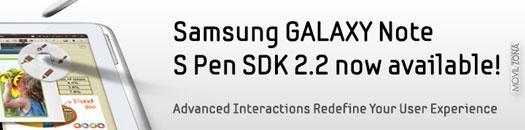 SDK versión 2.2 para el S-Pen