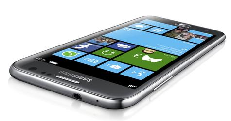 Samsung Ativ S vista superior