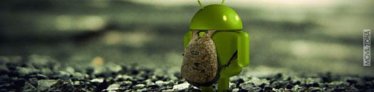 Android apertura