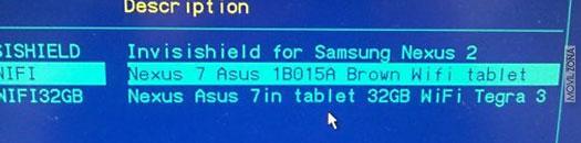 Google Nexus 7 32 GB y Samsung Nexus 2