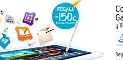 Samsung regala 150 euros a los que compren el Galaxy Note 10.1