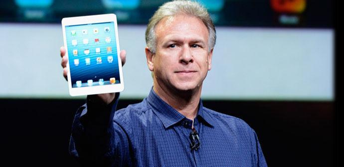 Phil Schiller respondió a la preguntas de Reuters sobre el precio del iPad mini