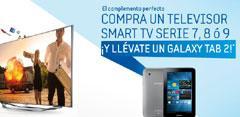Samsung busca promocionar sus productos en España
