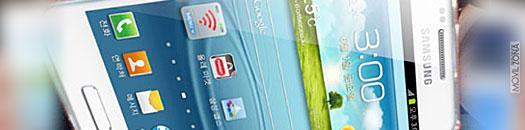 Nueva aparición del Samsung Galaxy S3 Mini