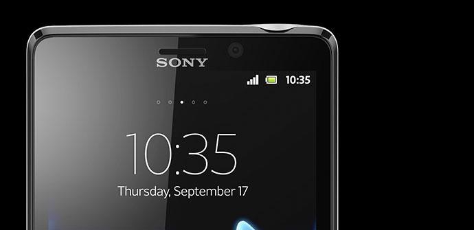 Sony Xperia T negro