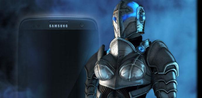 Galaxy S4 en Nenamark2