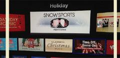 Pantalla de Apple TV