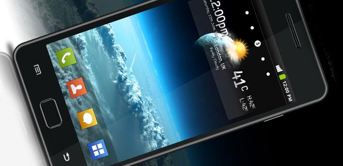 Teléfono Samsung Galaxy S2