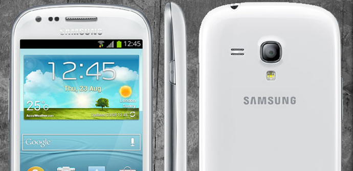 Nuevo teléfono Samsung Galaxy S3 Mini