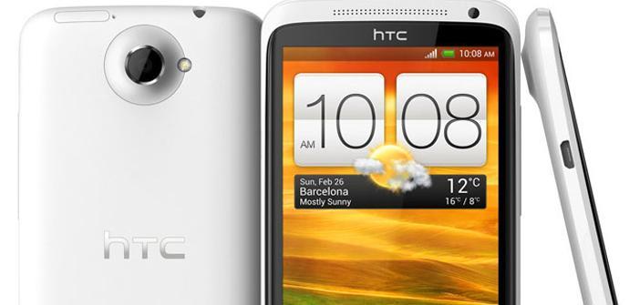 Teléfono HTC One X