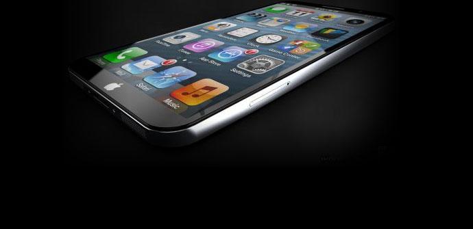 Posible diseño de iPhone 6