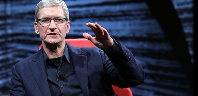 Tim Cook CEO de Apple
