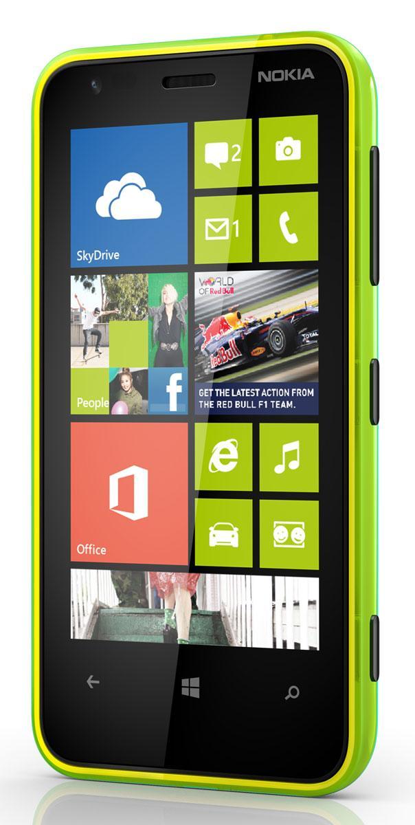 Nokia Lumia 620 verde