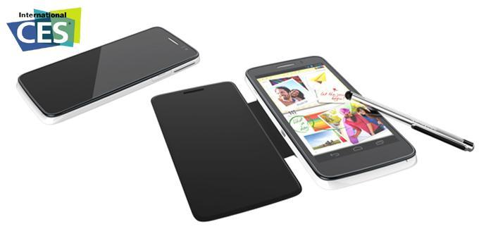 Nueva gama Alcatel One Touch en el CES